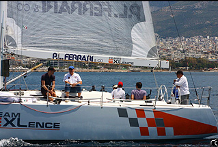 """PATROKLOS: 3RD IRC, 4TH ORCI, W/L: 1ST – """"21ST SPRING CUP – 2015"""", SAT./SUN. MAY 16/17"""