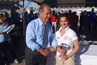 """2ND OVERALL – """"6TH ATHENS TROPHY – 2015"""", SAT./SUN. MAY 9/10"""