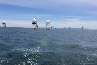 """LEADING THE PACK; WINNING THE RACE – """"JOHN LATSIS CUP – 2014"""", SAT. MAY 10"""